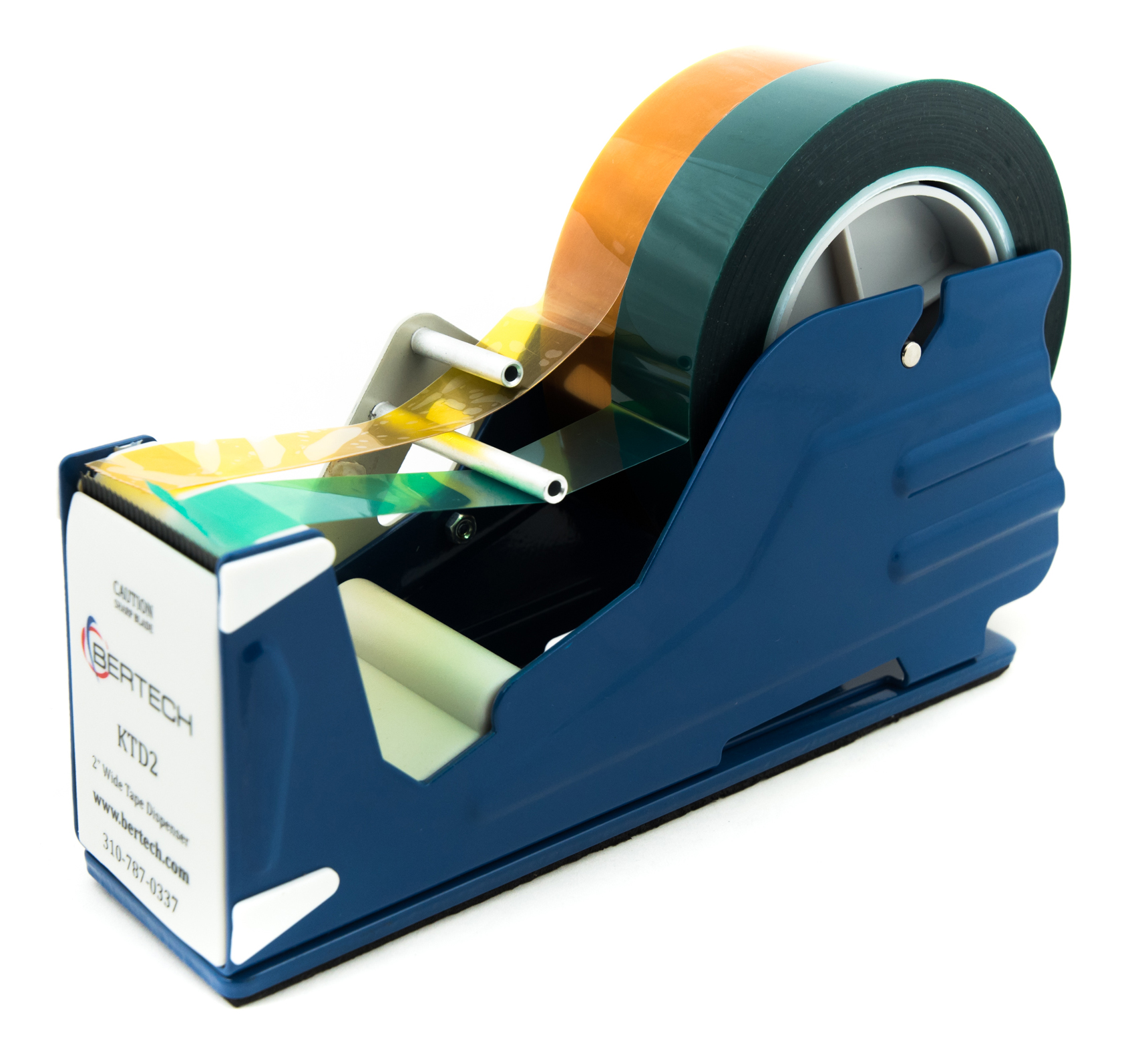 High Temperature Kapton Tapes Discs And Tape Dispensers